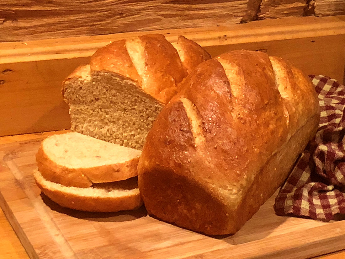 Annie Organie's Sunday Loaves